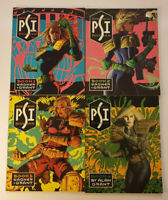 Anderson PSI Division Book 1 2 3 4 2000AD Job Lot Collection