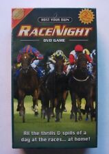 HOST YOUR OWN RACE NIGHT DVD GAME NEW AND SEALED FREE P&P