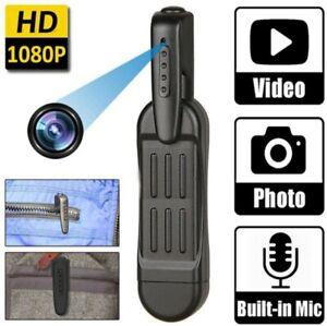 Versteckte Kamera Clip Spycam Video Bild Ton Aufnahme Sport Auto Dash Cam A69