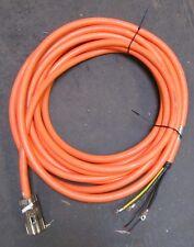 Siemens moteur d'asservissement power cable, taxe direction environ 10m Câble 4g10+2 (2x1,5)