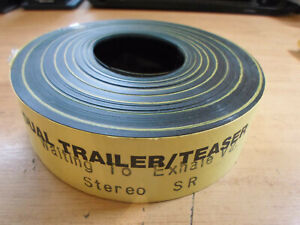 35mm WAITING TO EXHALE trailer. Whitney Houston (1995). Film cells.