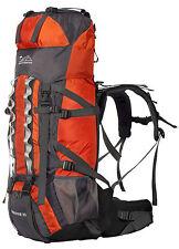 Rucksack Endeavour 65 Liter - orange (Trekking Wandern Bergsteigen Outdoor)