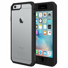 iPHONE 5 5S SE 6 6S 6+ 6S+ FULL BODY HYBRID HARD CASE COVER + SCREEN PROTECTOR