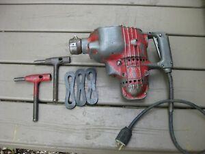 Vintage Thor-Nado Electric Hammer 5314, 115 Volt, W/ Extra Belts -  Works Great