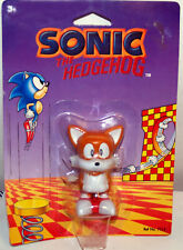 "1992 TOMY Sonic the Hedgehog ""Tails"" Wind-Up Figure Vintage SEGA Toy"