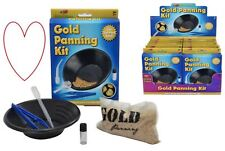 Gold panning kit science activity pan for gold gift