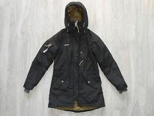 Didriksons Dry2 Sophie Grundsund Sweden mountain hooded parka jacket