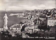 # GAETA: PANORAMA DALLA SCALEA DI S. FRANCESCO - 1957