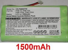 Batterie type FNB-72 FNB-72x FNB-72xe FNB-72xh FNB-72xx FNB-85 Pour Yaesu FT-817