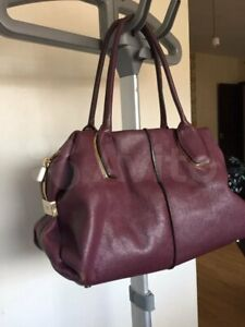 Tods D- bag, authentic