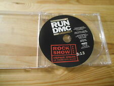 CD Hiphop Run DMC - Rock Show (1 Song) Promo ARISTA US - disc only -