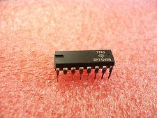 74145 SN74145N TI IC 16-PIN BLACK DIP VINTAGE 2 PIECES