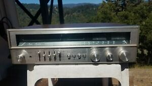 RARE Vintage Fisher RS-2003 Studio Standard Stereo Receiver Sounds Excellent!