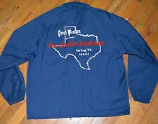 RaRe *1974 ZZ-TOP* vintage rock concert jacket shirt (M) 70s TEXAS TOUR