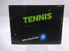 Anleitung - Handbuch - Bedienungsanleitung NES - Tennis