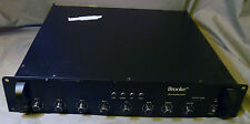 Brooke Mixer Amplifier 240W Tested