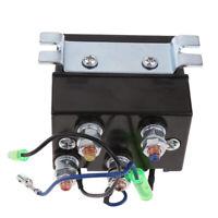 Contattore del verricello quad ATV relè relè inversione solenoide 12V 200A