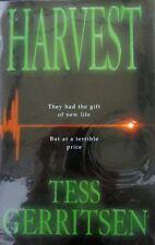 Harvest,Tess Gerritsen- 9780747216704