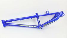 Gt bicycles power series Expert 20 pulgadas marco // nuevo // BMX Race frame BSA azul