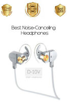 Bluetooth Headphones Noise Cancelling Wireless Earbuds Earphones Bass Headset