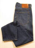 Vineyard Vines Men's Lewis Bay Wash Stretch Denim Moonshine Blue Jeans