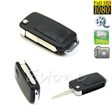 Mini Detective Spy Hidden Pinhole Car Key Camera 720P DVR Motion Chain Camcorder