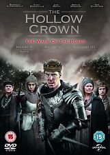 The Hollow Crown The War of the Roses DVD R4 TV Mini Series 2 Shakespeare New