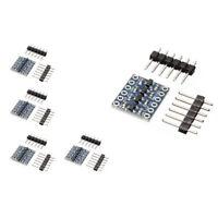 Lots 5 IIC I2C Logic Level Converter Bi-Directional Module 5V to 3.3V F Arduino