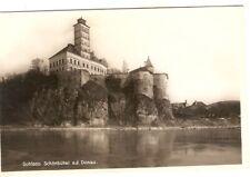 Schloss SCHÖNBÜHEL a. d. Donau - super DETAIL Ansicht ALT !!