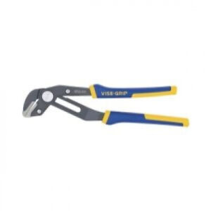 (25cm ) - IRWIN Tools VISE-GRIP GrooveLock Pliers, Smooth Jaw, 25cm (4935097)