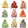 10/100pcs Gauze Organza Gift Bag Jewelry Packing Pouch Wedding Favor 10x12cm