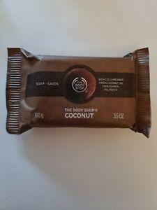 The Body Shop Coconut Soap 100g