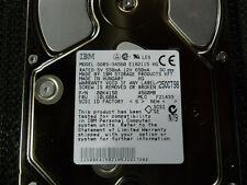 IBM 00K4150 10L6084 4.5GB 4GB 68-pin 7200RPM SCSI DDRS-34560 Hard Drive - Tested