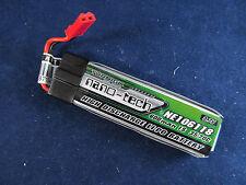 1 Turnigy nano-tech 600mah 35C Battery Lipo Eflite Blade MQX 120SR pro328 180QX