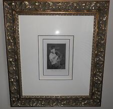 "FRANCISCO GOYA ""ESTO SI QUE ES LEER""  FRAMED ETCHING BURNISHED AQUATINT DRYPOINT"