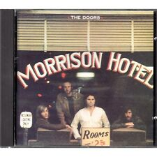 THE DOORS MORRISON HOTEL  CD  USADO EN BUEN ESTADO