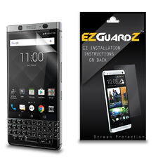 4X EZguardz NEW Screen Protector Cover HD 4X For Blackberry KeyOne