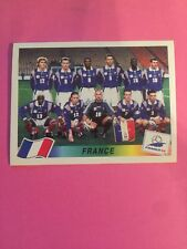 FRANCE 98 PANINI World Cup Panini 1998 - Squadra France  Francia N.156