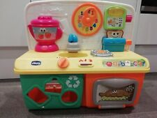 Chicco Talking Kitchen Preschool Role Play Toy with sounds and music