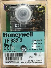 SATRONIC / HONEYWELL OIL BURNER CONTROL BOX TF832.3 *NEW* *FREE CARRIAGE*