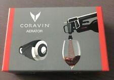 Coravin Aerator Wine Preservation Pouring Stainless Steel - New