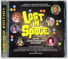 Lost in Space Cd Soundtrack 2 Disc Limited Edition