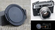 Lens cap for Yashica Lynx 14 14E fit Yashinon-DX 45mm f/1.4 lens