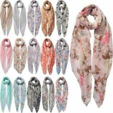 Bufandas y pañuelos de mujer rosas