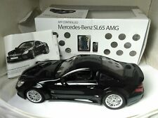 Mercedes-Benz SL65 AMG Black Car App-Controlled w Apple iPhone iPod iPad Android