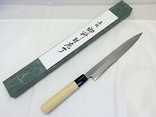 Japanese TOJIRO Shirogami Yanagi Chef's Knife 210mm 8.2in Sushi Sashimi F-930