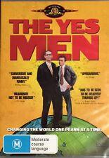 The Yes Men (DVD, 2005)  BRAND NEW