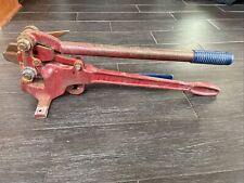 Shaw Aero Bohn Combi Strapmaster Punch Model A 7 In 1 Hvac Strap Tool