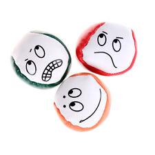Balle de jonglage emoji expression apprendre à jongler avec les débutants