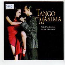 (FA748) Tango por Maxima, Trio Fundacion Astor Piazzolla - 2000 CD